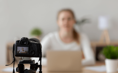 5 Steps To Getting Started MAKING VIDEOS FROM YOUR HOME OR OFFICE